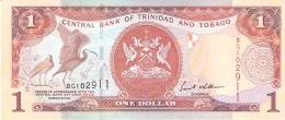 TRINITE & TOBAGO   1 Dollar   2002   Sign.8   P. 41b   UNC - Trinidad & Tobago