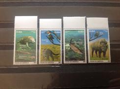 Cuba - Postfris / MNH - Complete Set Fauna In Amerika 2016 - Ongebruikt