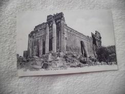 BAALBEK ......TEMPLE DE JUPITER - Liban
