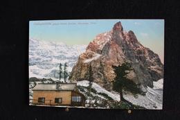 P/ 57 /   Ampezzo, Tirol  - Pfalzgauhütte Gegen Monte Zurion /  Circulé - Trento