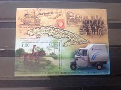 Cuba - Postfris / MNH - Sheet (Imperforated) 260 Jaar Postbezorging 2016 - Cuba