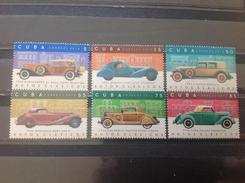 Cuba - Postfris / MNH - Complete Set Klassieke Auto's 2016 - Ongebruikt
