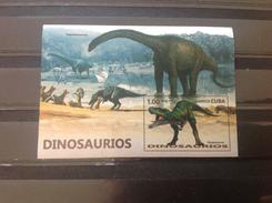 Cuba - Postfris / MNH - Sheet (Imperforated) Dinosaurussen 2016 - Ongebruikt