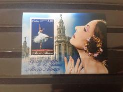Cuba - Postfris / MNH - Sheet (Imperforated) Grand Theater Van Havana 2016 - Ongebruikt