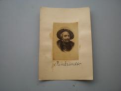 Rembrandt - Célébrités