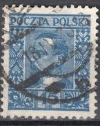 Poland 1928 Henryk Sienkiewicz - Mi. 259 - Used - 1919-1939 Republik