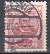 Poland 1930 - John III Sobieski - Mi. 264 - Used - Gebraucht