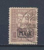 Duitse Rijk/German Empire/Empire Allemand/Deutsche Reich Romania (MViR) 1917 Mi: ZwZu 3 (Gebr/used/obl/o)(1702) - Bezetting 1914-18