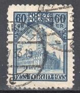 Poland 1933 Torun City Hall - Mi. 279 - Used - 1919-1939 Republik