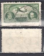 Poland 1933 Franciszek Zwirko And Stanislaus Wigura - Mi. 280 - Used - Gebraucht