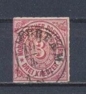 Noordduitse Bond/North German Conf./Conf. Allemagne Du Nord/Norddeutscher Bund 1868 Mi: 9 (Gebr/used/obl/o)(1711) - North German Conf.