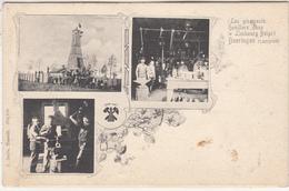 Les Gisements Houillers Dans Le Limbourg Belge - Beeringen (campine) - Uitg. E. Delée, Hasselt 285/100 - Beringen