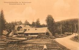 A-17.5064 : HOLZSCHNEIDEMÜHLE IM SCHWARZWALD - Germania