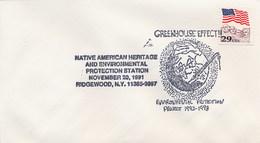 UNITED STATES USA - RIDGEWOOD - NATIVE AMERICAN HERITAGE - PIPA INDIANA - American Indians