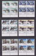 Ross Dependency 1992 Seals 6v  Bl Of 4 ** Mnh (see Description) (35184) - Ongebruikt
