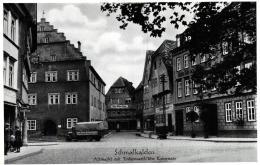 Schmalkalden ..nette Alte Karte   (k4979  )  Siehe Bild - Deutschland