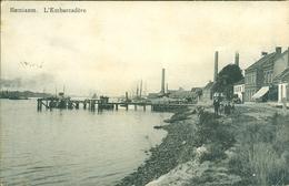 Hemixem  :  L'Embarcadère - Hemiksem