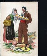 BARRE DAYEZ, Illustrateur E. Naudy, Corse, Héraldique - Naudy
