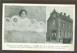 Hemixem ( Hemiksem)  :  Geboorte Van Een Vierling - Hemiksem