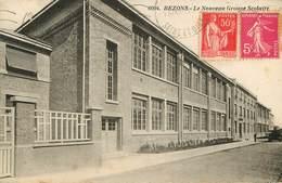 Dép 95 - Ecoles - Bezons - Le Nouveau Groupe Scolaire - état - Bezons