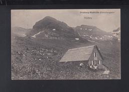 Schweiz AK Drusberg Klubhütte 1918 - SZ Schwyz