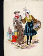 BARRE DAYEZ, Illustrateur E. Naudy, Poitou, Héraldique - Naudy