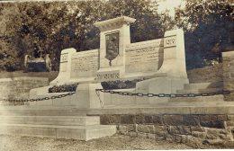 Havelange Carte Photo Monument Anciens Combattants Guerre 1914/18   (24 Septembre 1922)