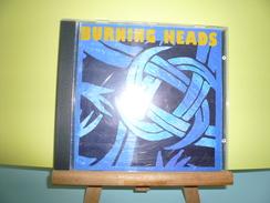 """Burning Heads""""CD Album""""Burning Heads"""" - Hard Rock & Metal"""
