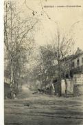 CPA  (34) SERVIAN Avenue D Espondeilhan   (b Bur) - Autres Communes