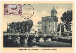 Carte Postale PERPIGNAN - Perpignan