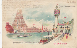 Paris - Expo Grand Prix 1900  (hold-to-light)       (A29-120705) - Hold To Light