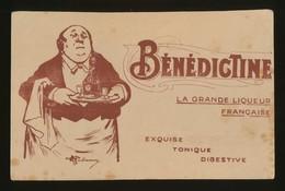 Buvard - BENEDICTINE - B