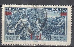 Poland 1934 Sobieski - Overprinted - Mi. 293 - Used - Gebraucht