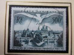 VEND BEAU TIMBRE DE POSTE AERIENNE DE FRANCE N° 20 , XX !!!! - 1927-1959 Nuevos
