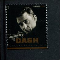 237431724 USA YEAR 2013 MNH ***   SCOTT  4789 MUSIC ICONS JOHNNY CASH COUNTRY MUSIC - Etats-Unis