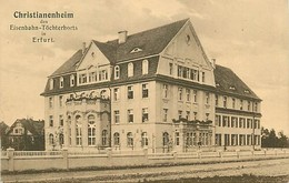 A-17.5095 : CHRISTIANENHEIM DES EISENBAHN-TÖCHTERHORTS IN ERFURT - Erfurt