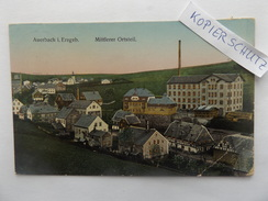 Auerbach Im Erzgebirge, Mittlerer Ortsteil, Meinersdorf, 1910 - Auerbach (Vogtland)