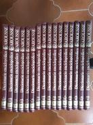 Diccionario Enciclopédico Larousse Completo.los 16 Tomos .palneta, La Edicion Es Del Año 1984. La Encuadernacion Es De - Cultura