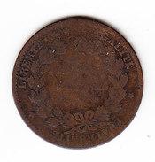 FRANCE KM 821.a, 1877A, 5ct. (5BP24) - France