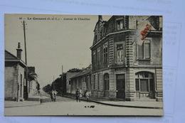 Le CREUSOT-avenue De Chanliau-animee - Le Creusot
