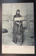 IRAK  IRAQ  BAGHDAD    FOLK  ETHNIC   ECRASEUSE DE RIS  PRE-1900 - Irak