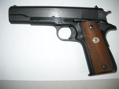 P.A. Colt US Modéle 45 (cal:11,43) Neutralisé St.Etienne . - Decorative Weapons