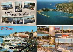 D83  LOT DE 70 CPSM  CÔTE VAROISE ........ TRES BON ETAT Lot 2 - France