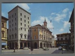 A1014 RIETI PIAZZA VITTORIO EMANUELE II PALAZZO COMUNALE - Rieti