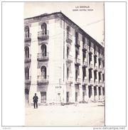 SGVTPA1571CPA-LFTD10224THOT.Tarjeta Postal DE SEGOVIA.Campo,construcciones,casas.GRAN HOTEL VEGA En LA GRANJA - Hoteles & Restaurantes
