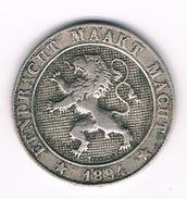 5 CENTIMES 1894 BELGIE /304C/ - 1865-1909: Leopold II