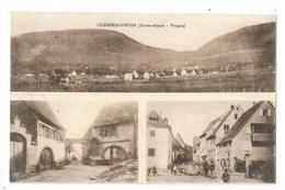 GUEBERSCHWHIR  (cpa 88)  Multi-Vues  -     - L 1 - Francia