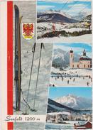 AUTRICHE,OSTERREICH,AUSTRIA,TIROL,TYROL,SEEFELD IN TIROL,INNSBRUCK LAND,PATINOIRE - Autres
