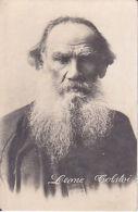 Leon Tolstoi Russia Vintage Real Photo Postcard Edit. Ballerini Italy Ca1900 - Photographs
