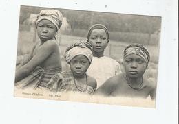 AFRIQUE GROUPE D'ENFANTS (BEAU PLAN ANIME) - Non Classés